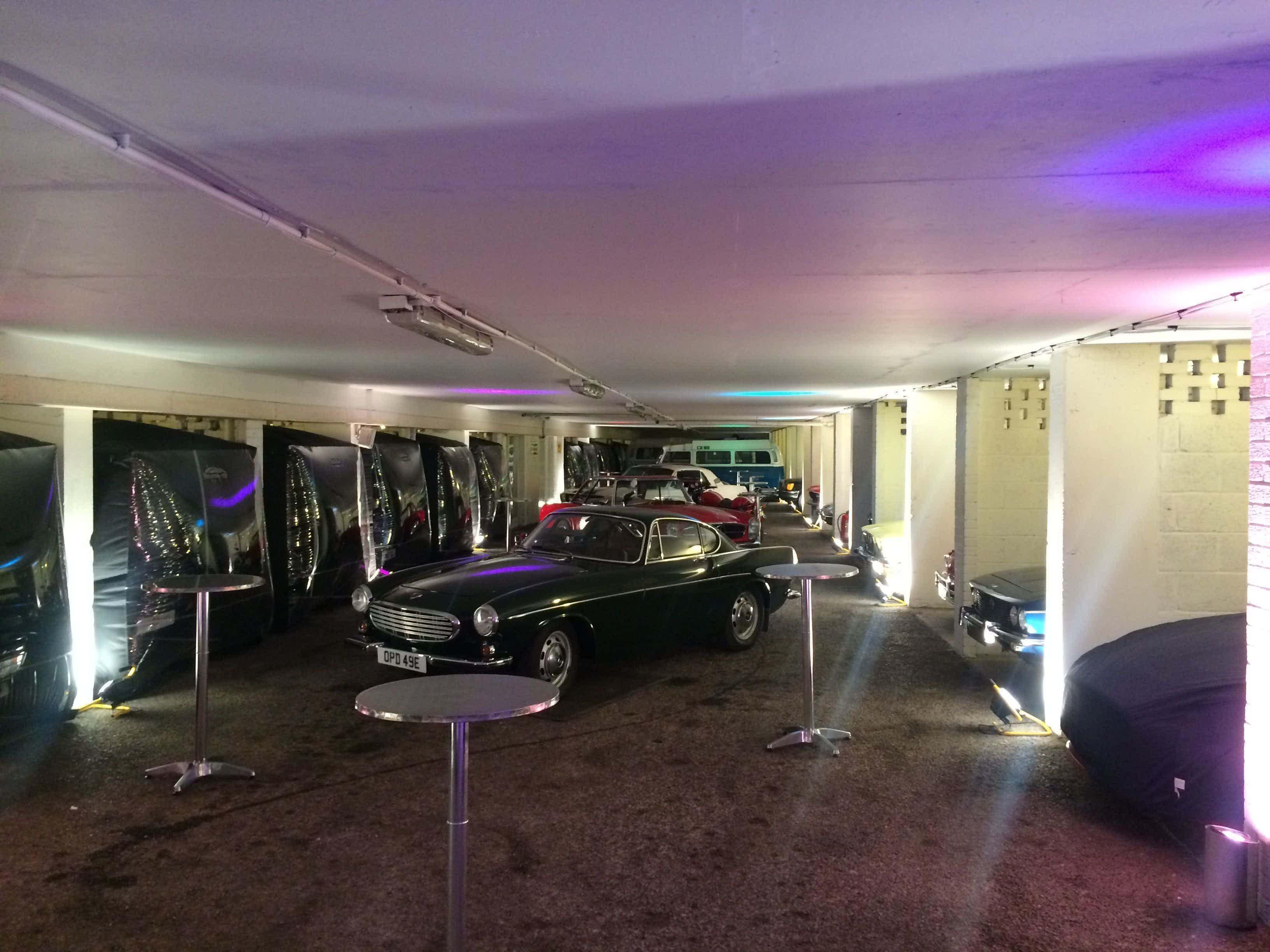 Event Space, Classic Car Club