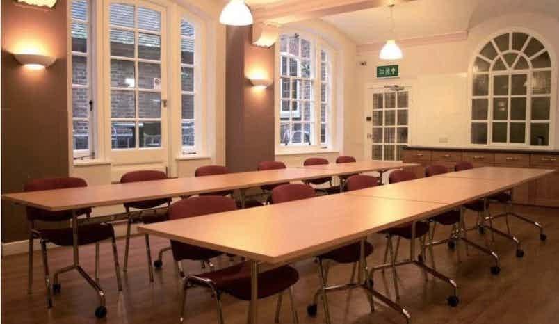 The Terrace Room , London Jesus Centre