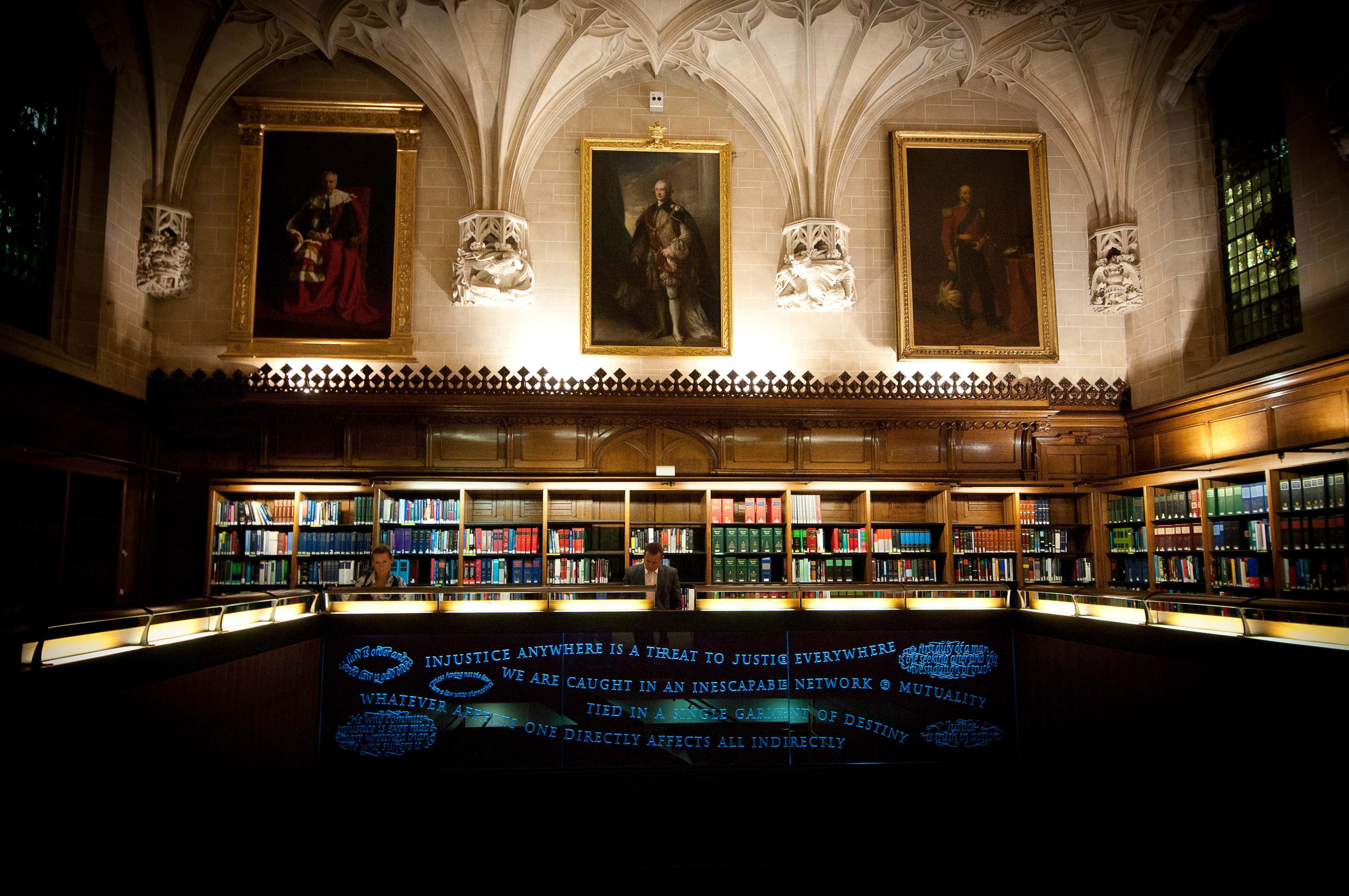 Whole Venue, The Supreme Court of the United Kingdom