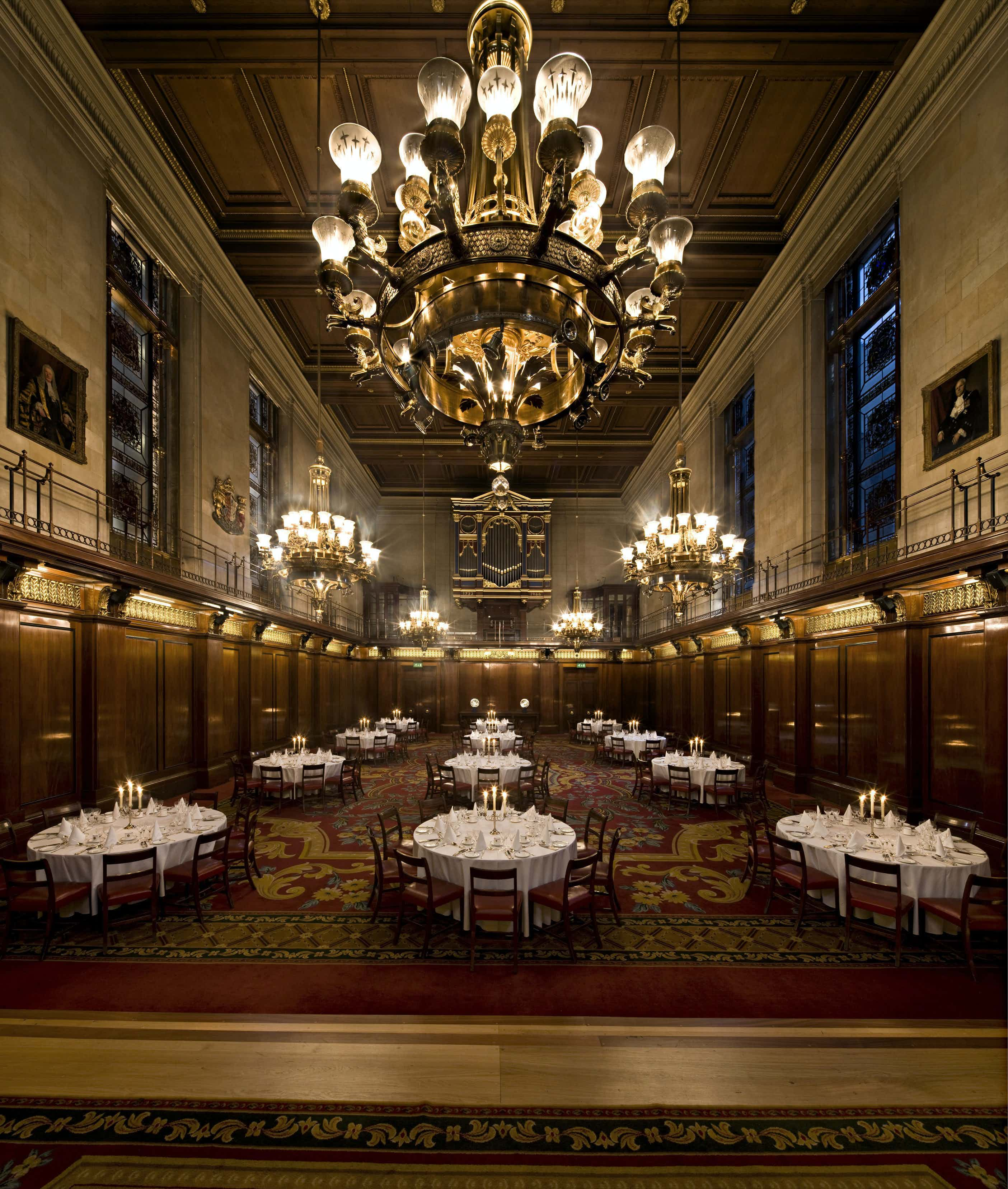 The Great Hall , Merchant Taylors'