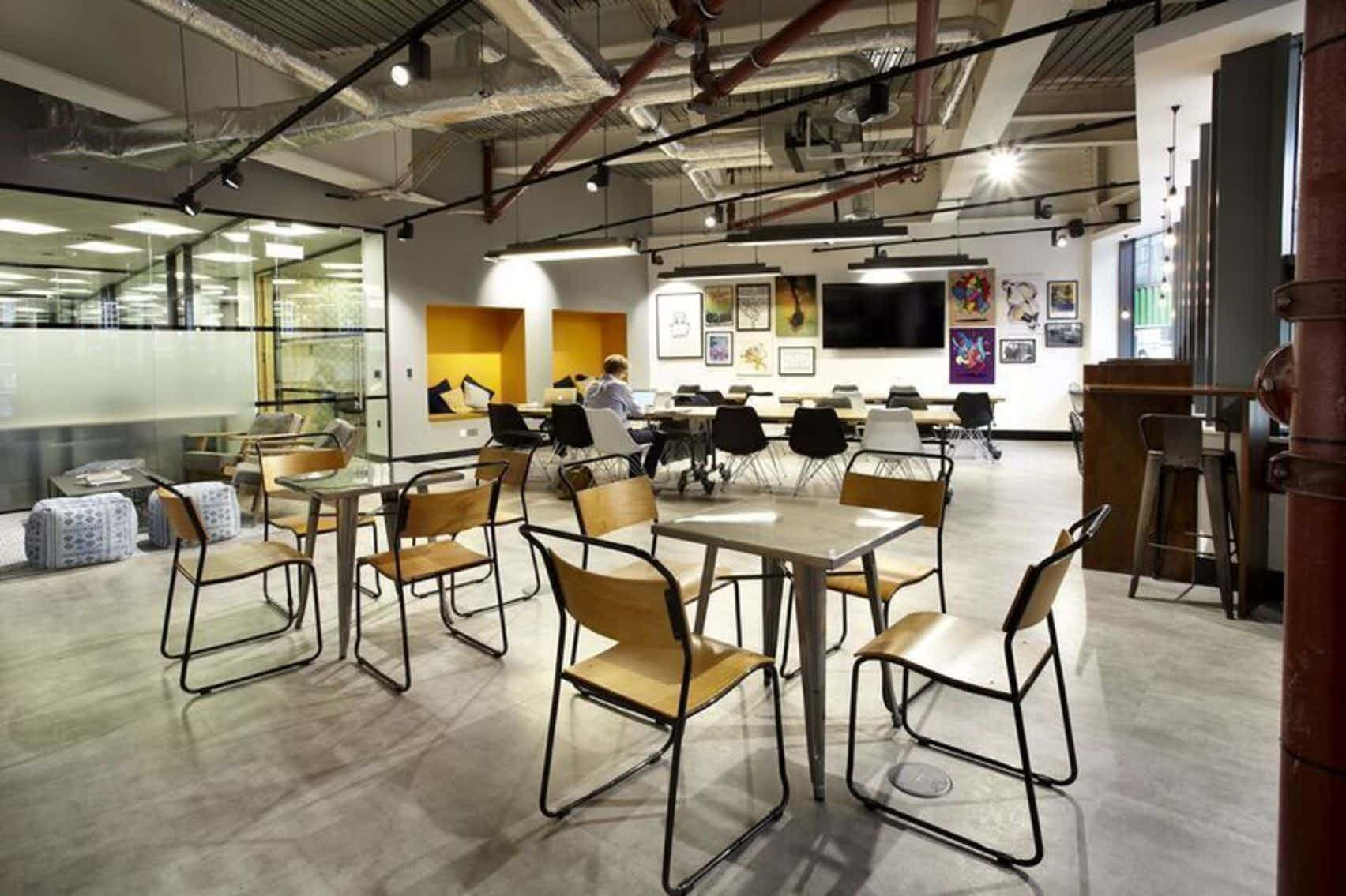 Presentation Room, Work.Life Camden