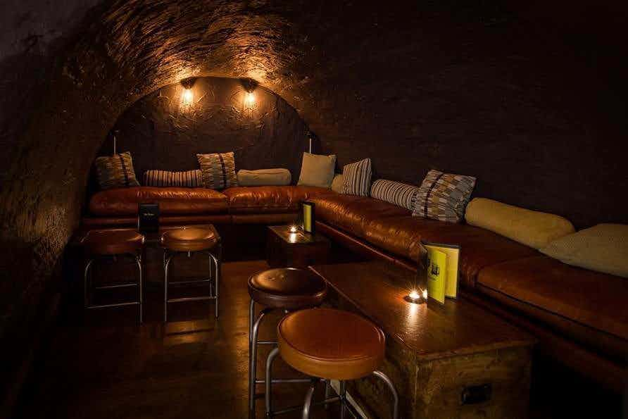 Cellar Bar, The Boater