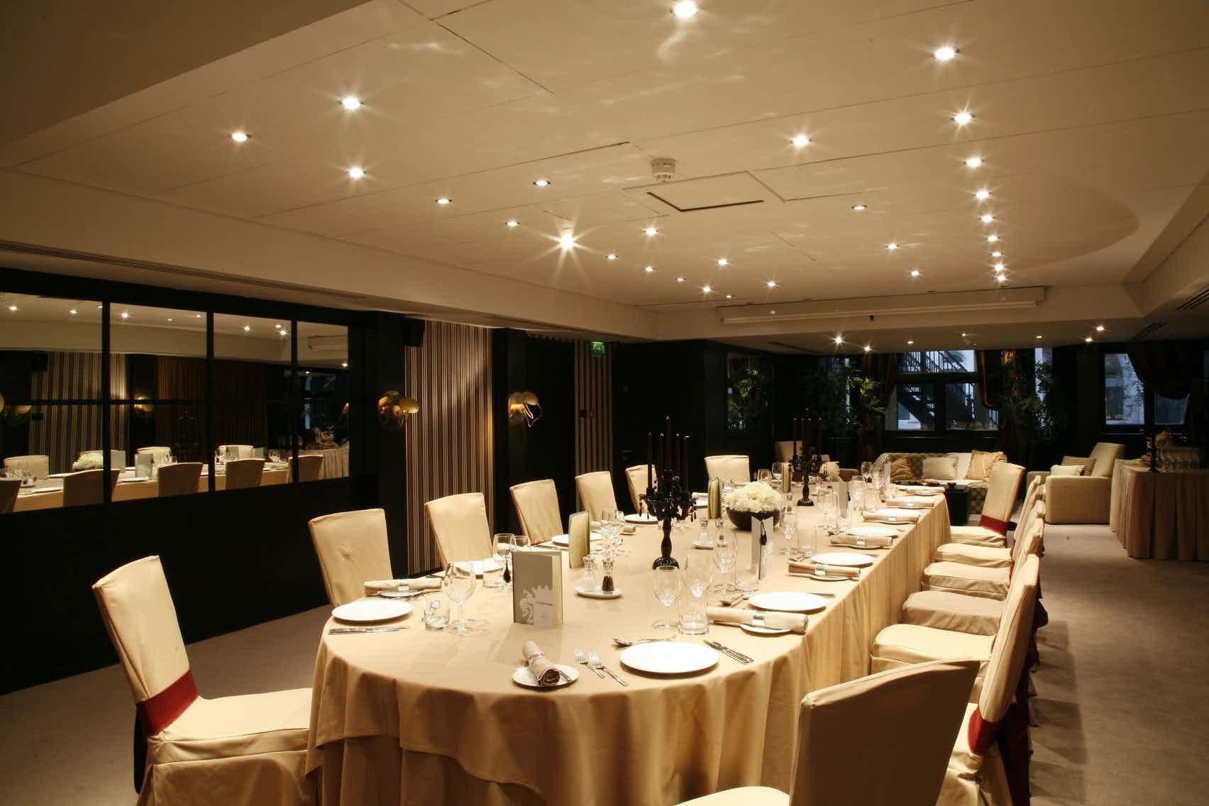 Kensington Suite Meeting Room, Baglioni Hotel London