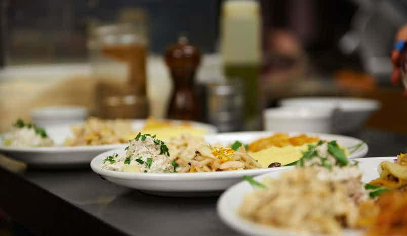 Ombra Restaurant, Ombra