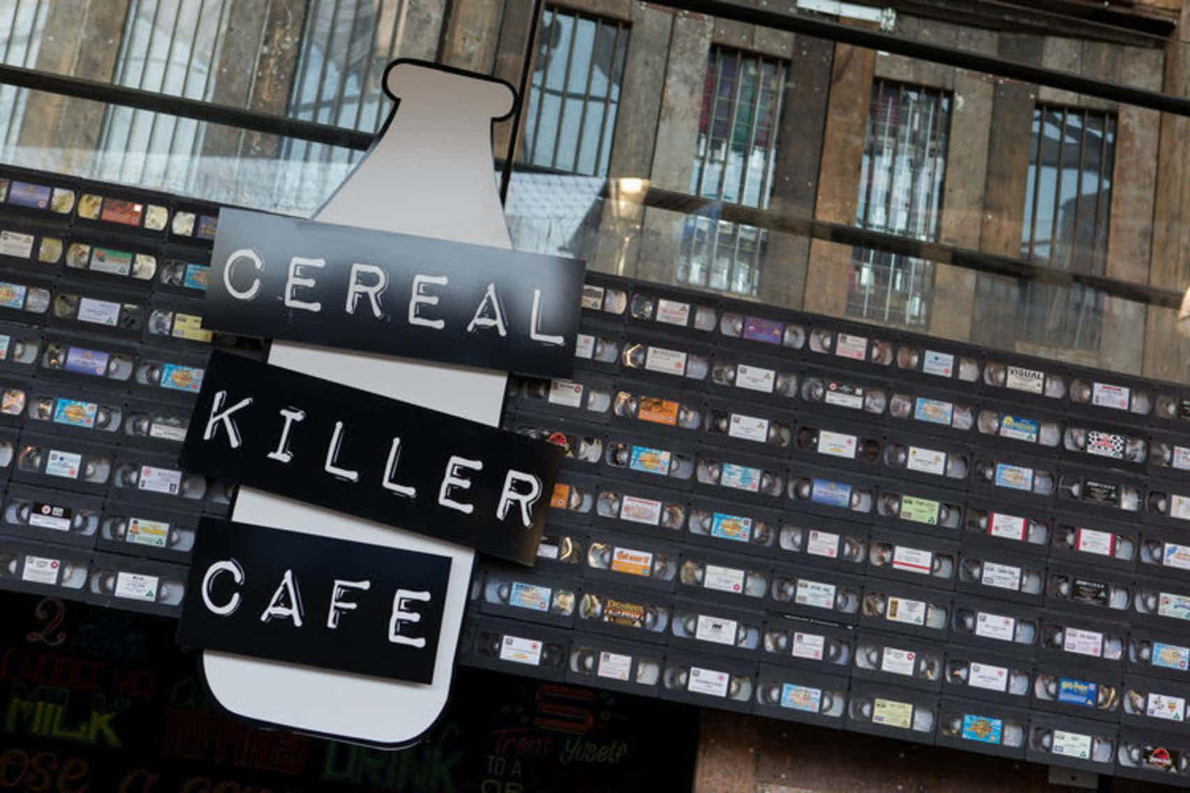 Camden Branch, Cereal Killer Cafe