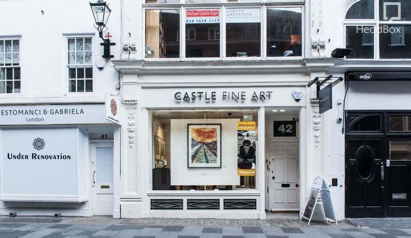 South Molton Gallery, Castle Fine Art