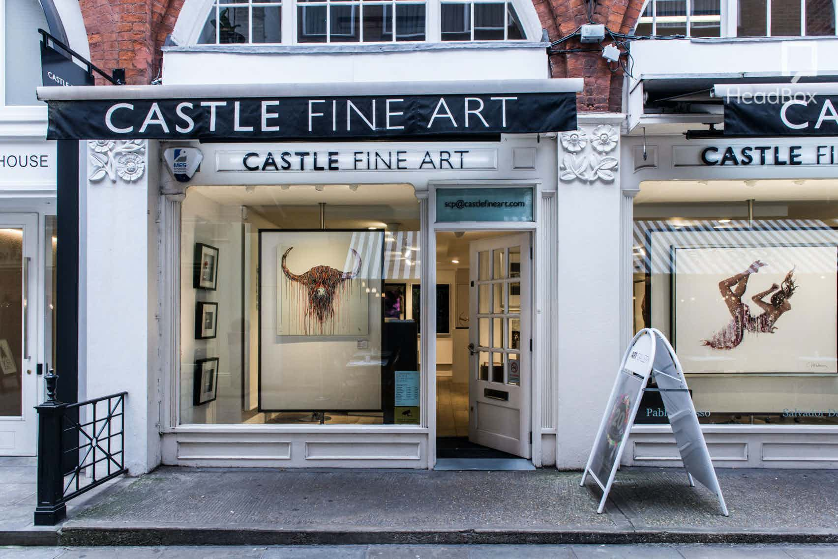 St Christophers Place Gallery, Castle Fine Art