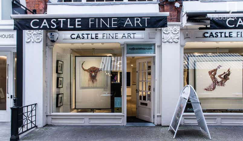 St Christophers Place Gallery, Castle Fine Art