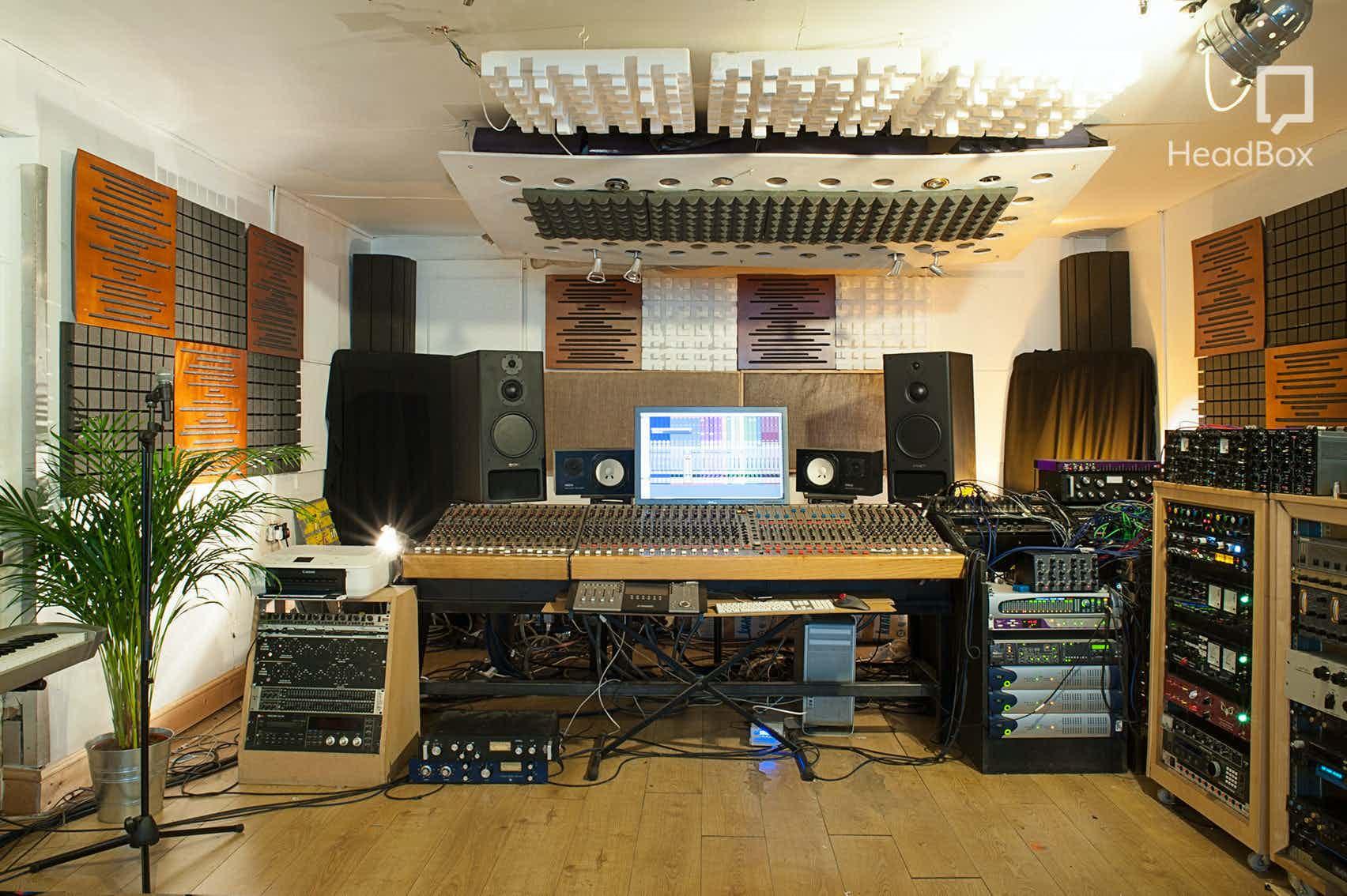 Studio Hire, One Louder Studios