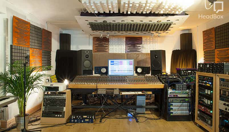 Studio Hire, One Louder Studios