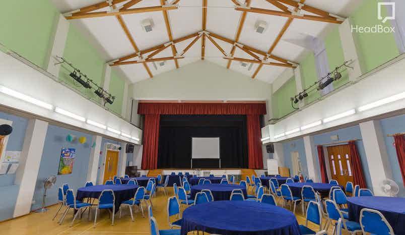 Parker Morris Room, Abbey Centre