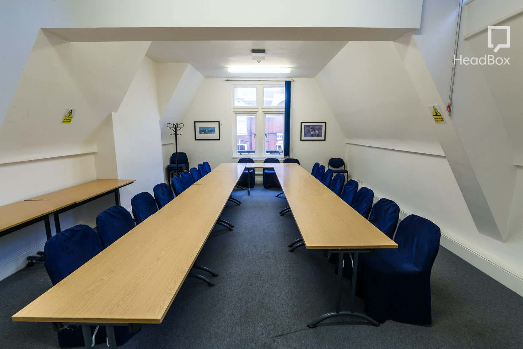 Booth Room, Abbey Centre