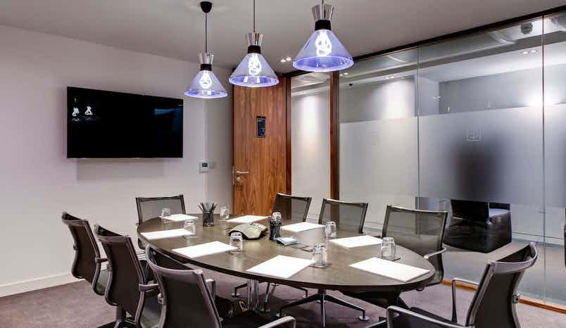 Meeting Room 3, The Clubhouse 50 Grosvenor Hill