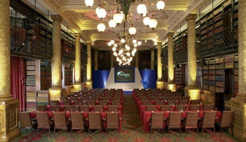 Gladstone Library Event Room, The Royal Horseguards