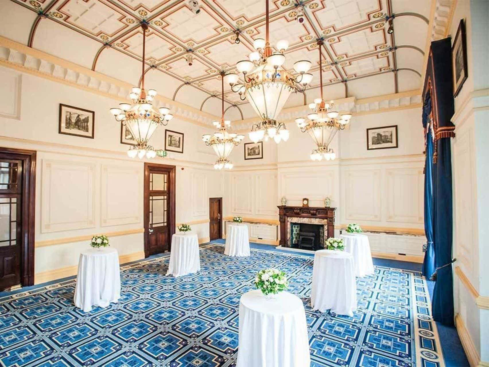 The Meston Room, The Royal Horseguards