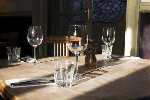 Small Private Dining Room, The Fox