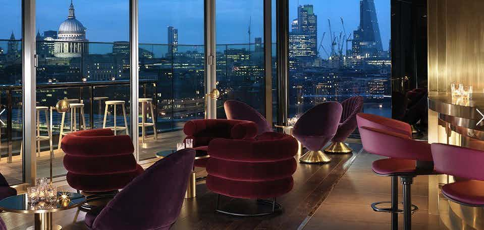 12th Knott, Sea Containers Hotel