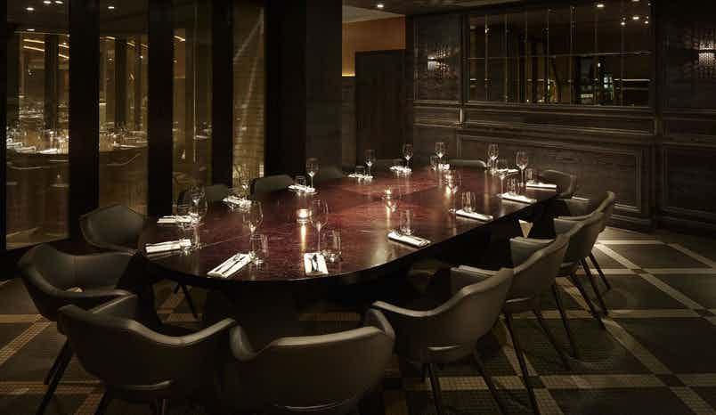 Dinner Sitting, La Casita, Aqua Nueva