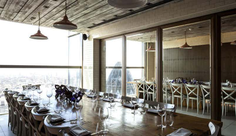 Private Dining Room - Dinner, Duck & Waffle