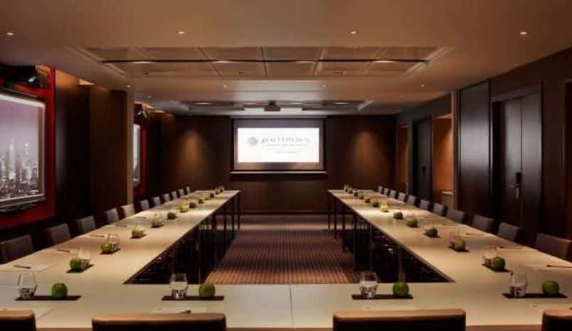 Regents Park Meeting Rooms, Pullman London St Pancras