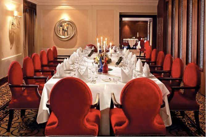 The Terrace Room, The Royal Horseguards