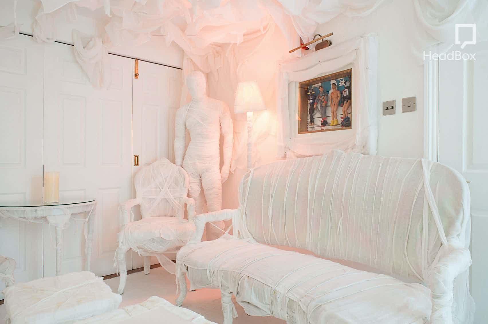 Bandage Room, Day Hire, ninetyeight bar