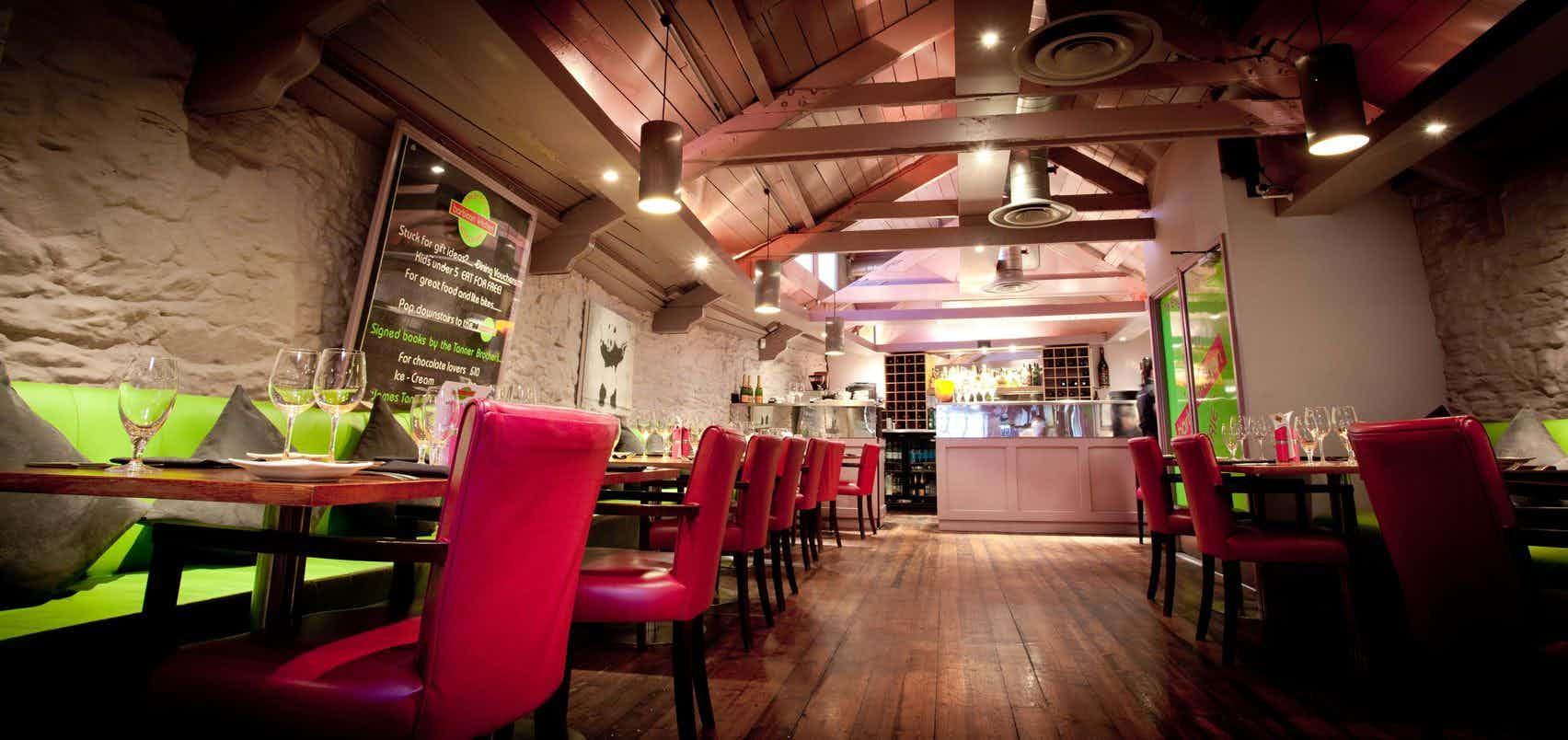 Barbican, The Kitchen