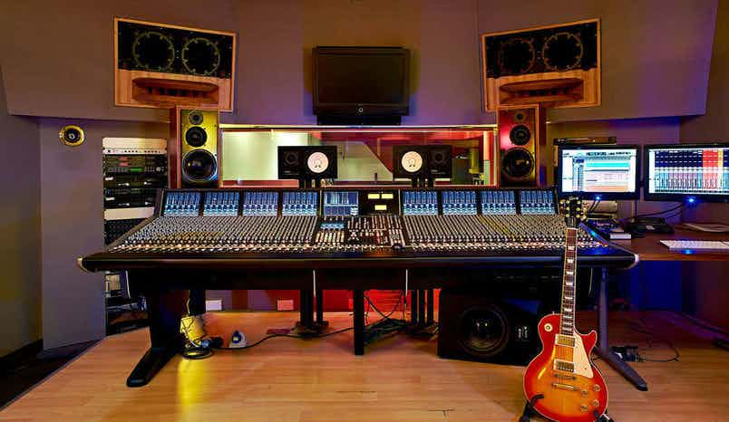Studio 1 , Dean Street Studios