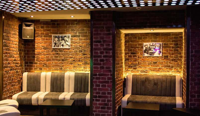 Evening Hire, Basement Venue, Vinyl Bar