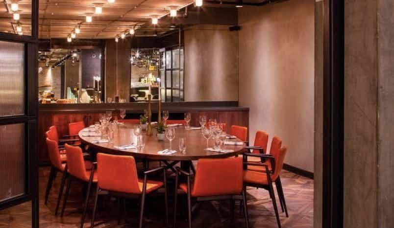 Private Dining Room, Evening Hire, Drake & Morgan at Kings Cross