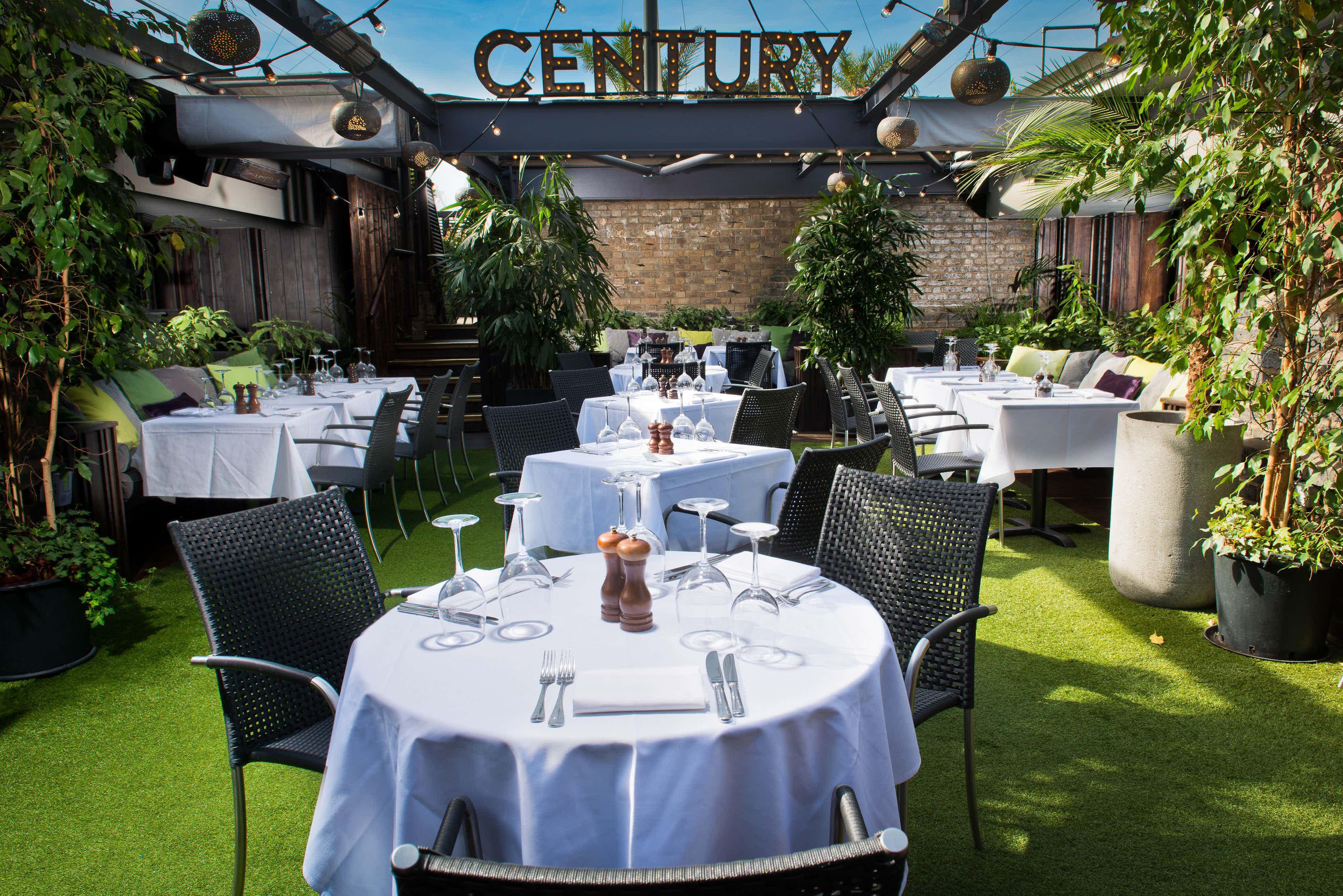 Whole Venue, Century Club