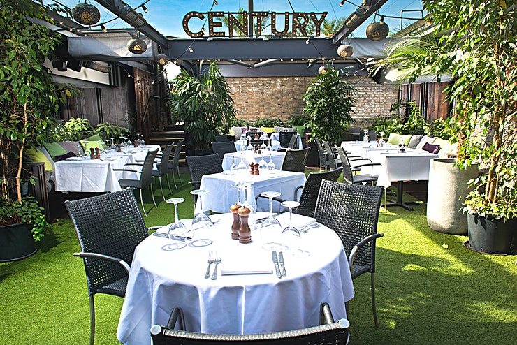 Whole Venue **Exclusively hire the Century Club in Soho for your next private party venue in London.**