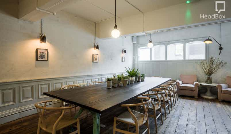 Private Dining Room, day hire, No.1 Duke Street