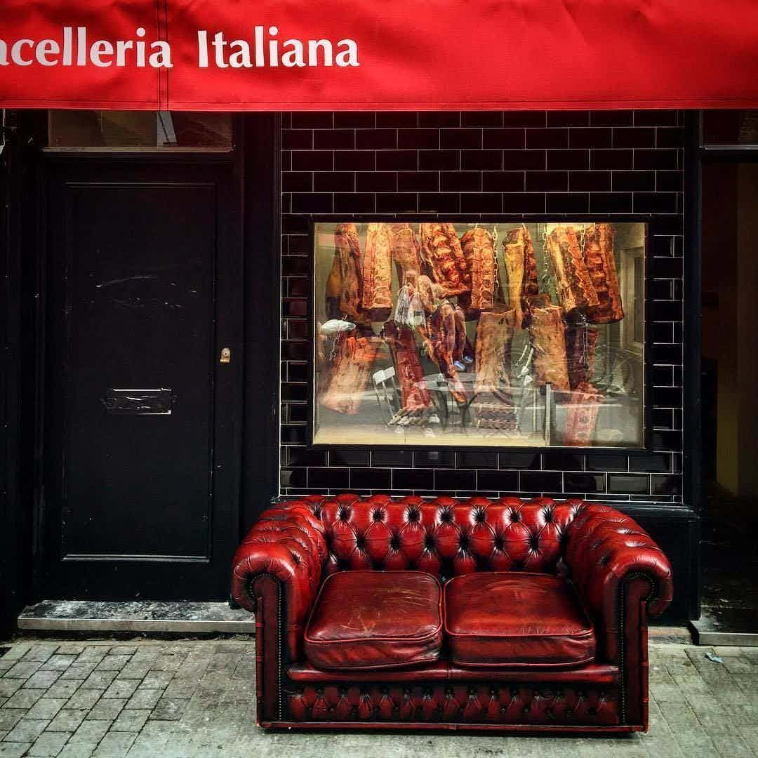Lunch, Full Restaurant , Macellaio RC Exmouth Market