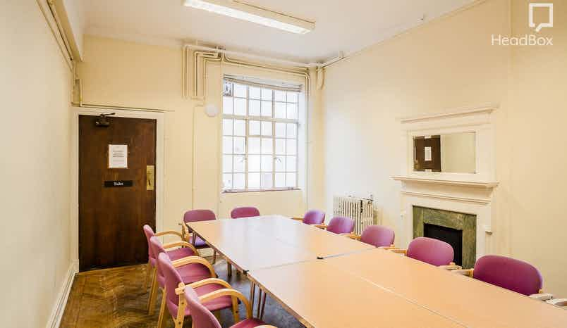 Artist's Room, Conway Hall