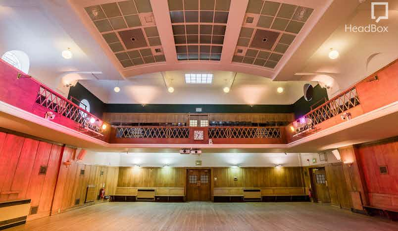 Main Hall, Day Hire, Conway Hall