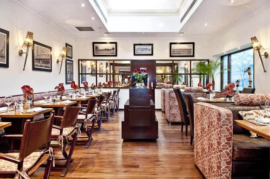 Restaurant, Bbar