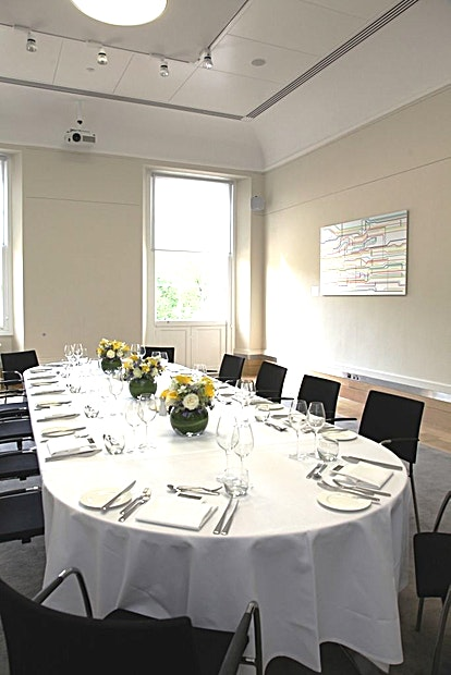 The National Grid Room **With stunning views over The Mall and St James's Park, this elegant space is perfect for breakout or registration.**  **THIS IS A DRY HIRE FEE**  We offer a large range of catering options. Plea
