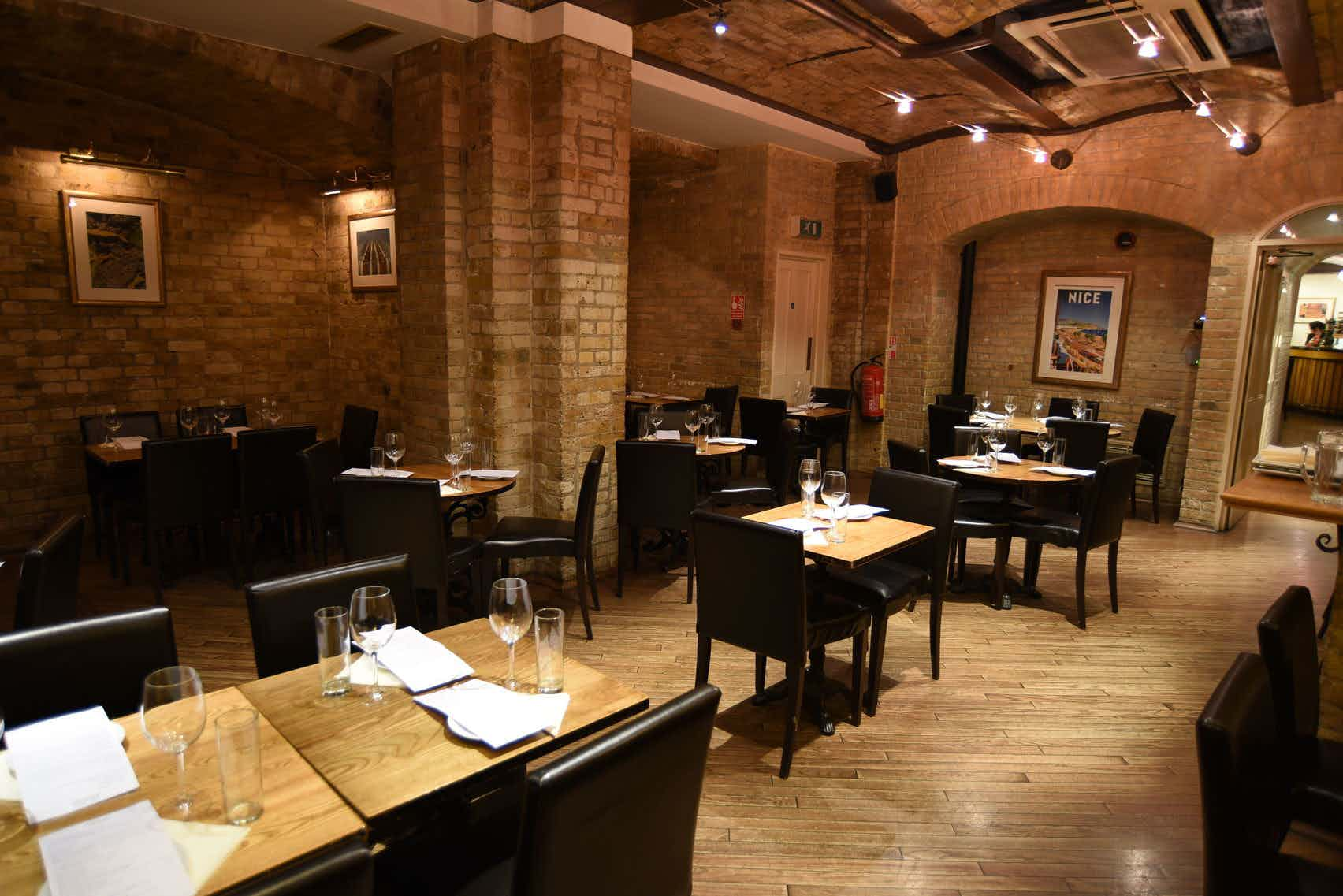 Evening Hire, Vaulted Wine Bar, Bedales at Leadenhall Market