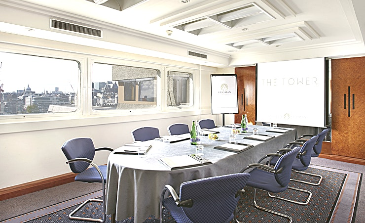 Belfast Suite **To keep your Guests fresh and focused during your next meeting, hire the Belfast Suite at The Tower Hotel**