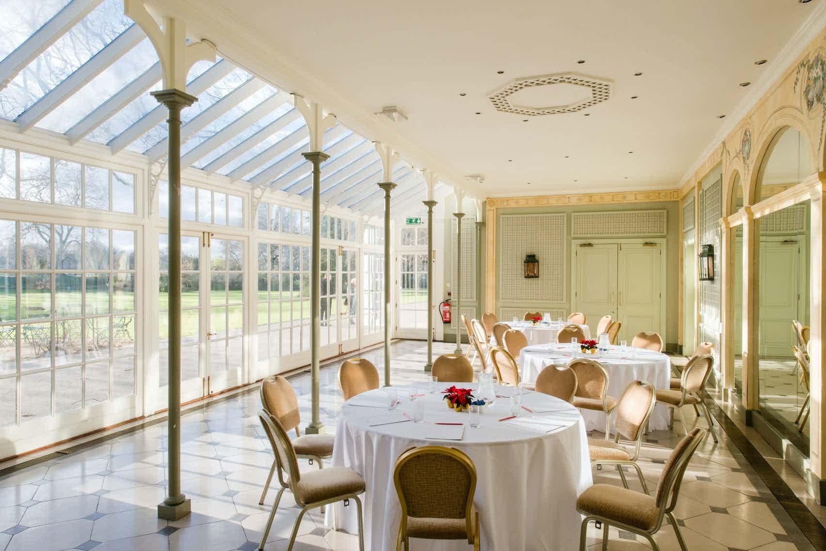 Terrace Room, The Hurlingham Club