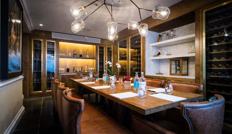 The Wine Room, The Ampersand Hotel