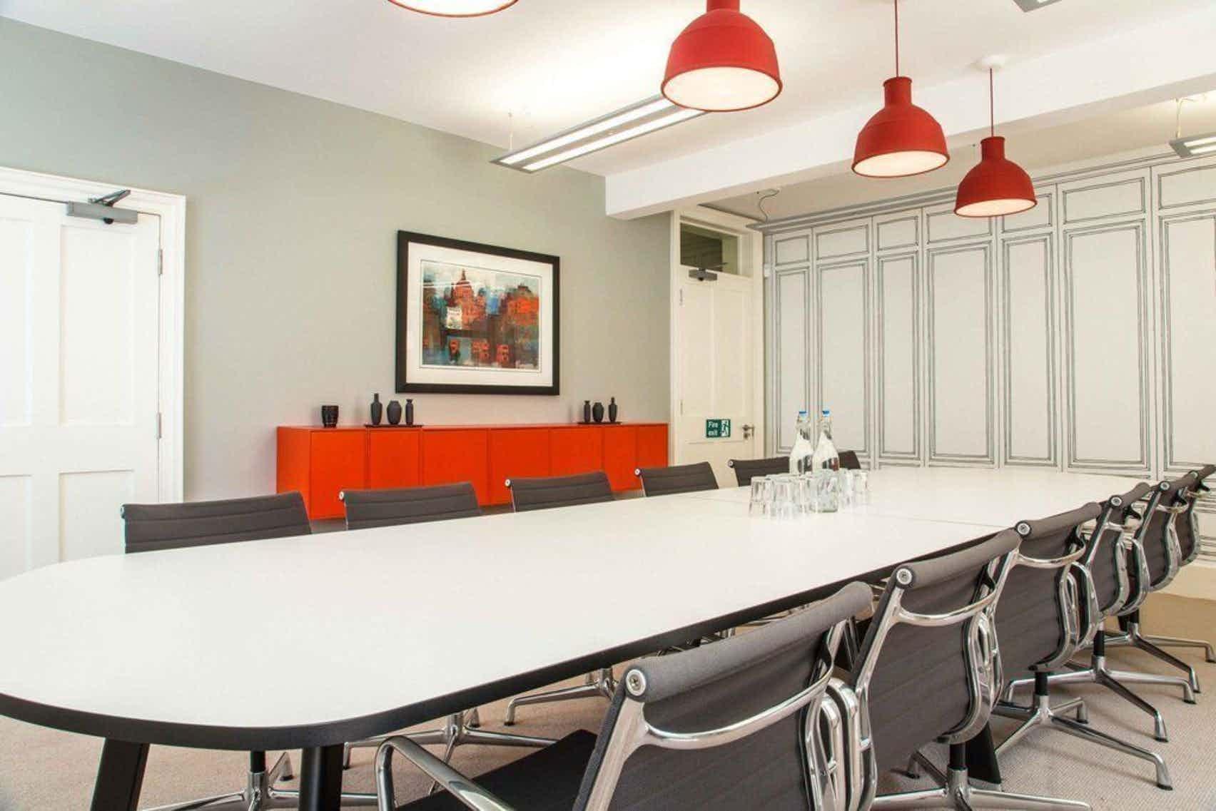 Bedford Square Boardroom, Twenty-Seven Bedford Square