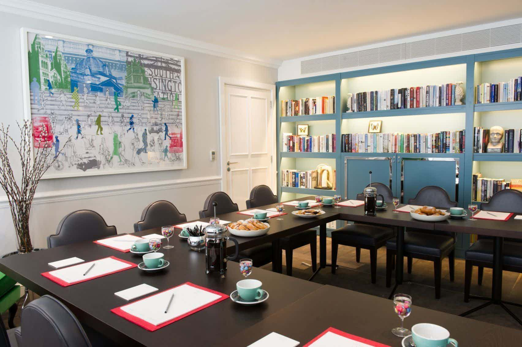 The Library Room, The Ampersand Hotel
