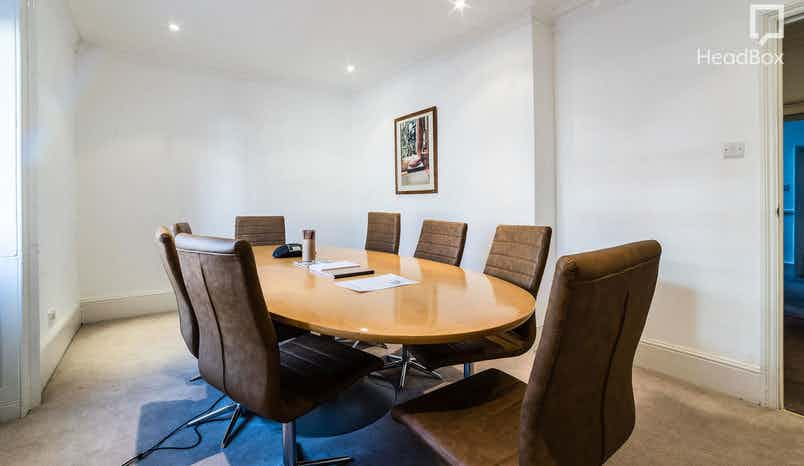Meeting Room, New Laws Legal