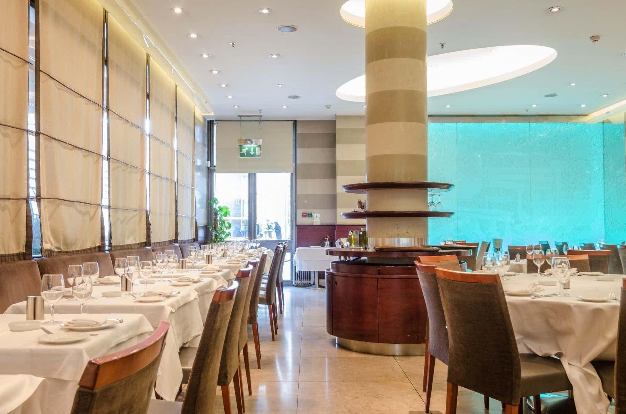 Main Restaurant - Evening Minimum Spend, Noura Belgravia