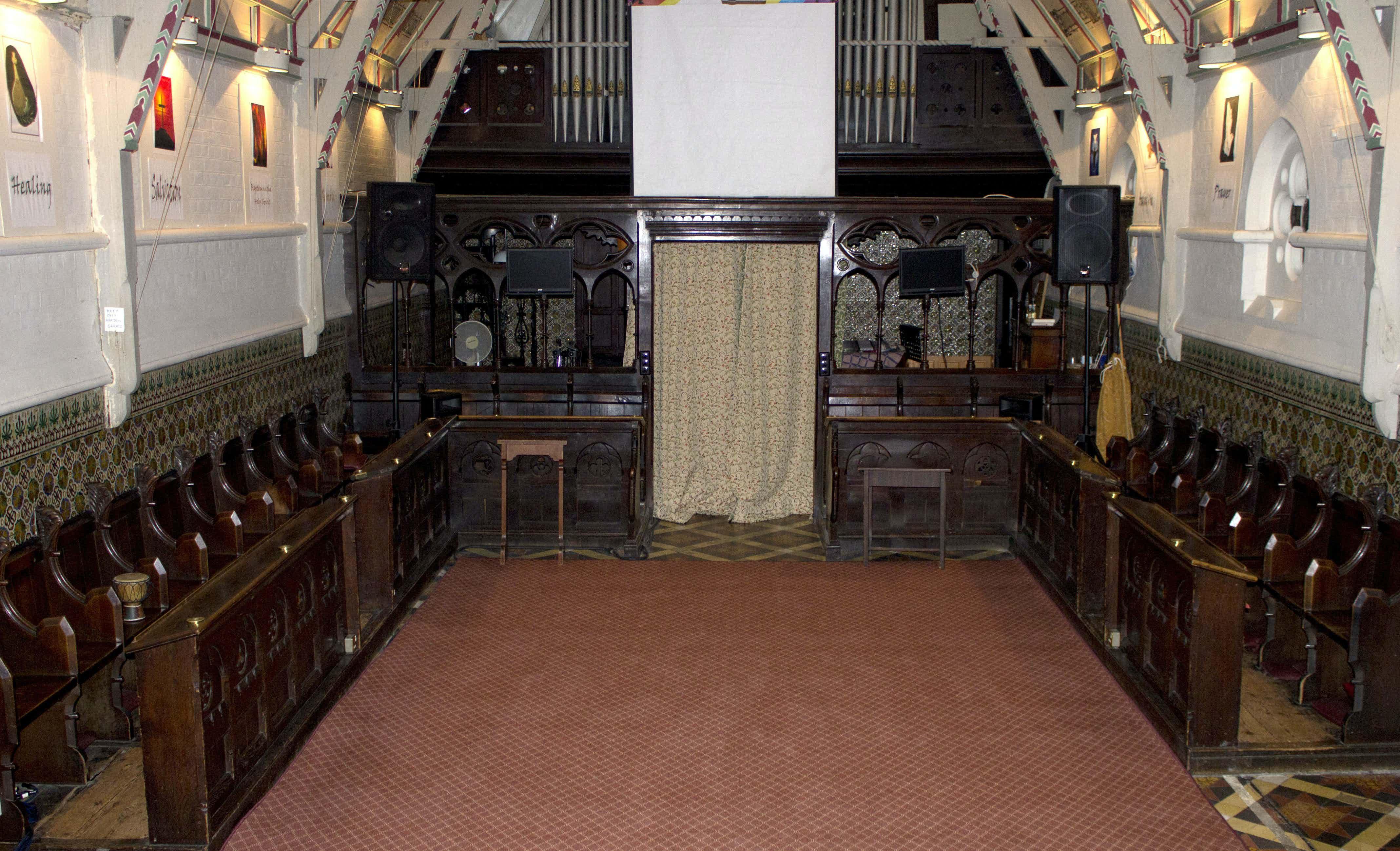 The Chapel, London Jesus Centre
