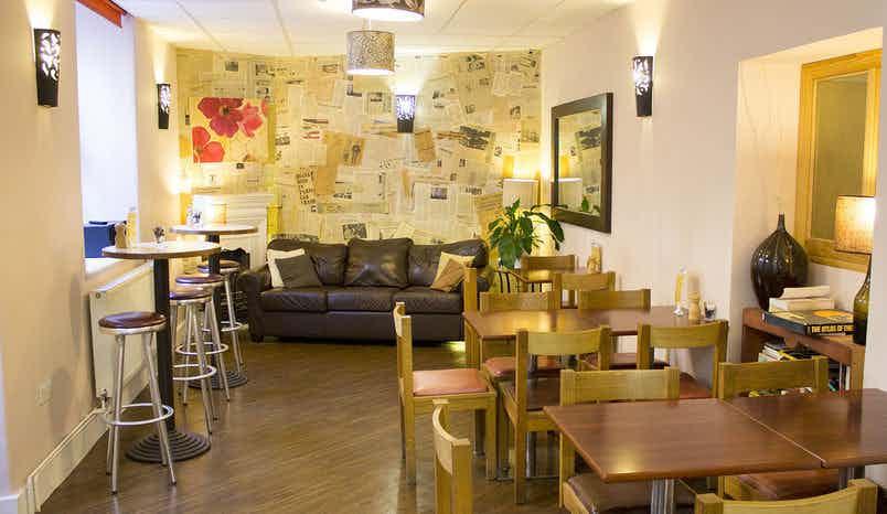 Word Tearoom, London Jesus Centre