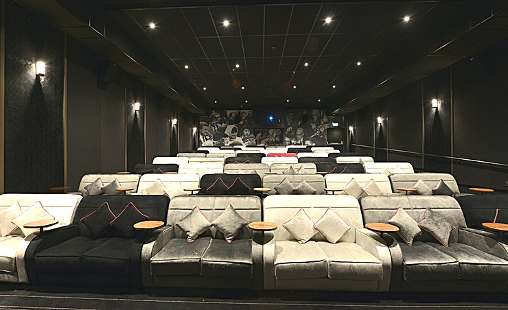 Screen One **Hire Screen One at The Everyman at Mailbox for a plush and comfortable Space to host your next conference in Birmingham**
