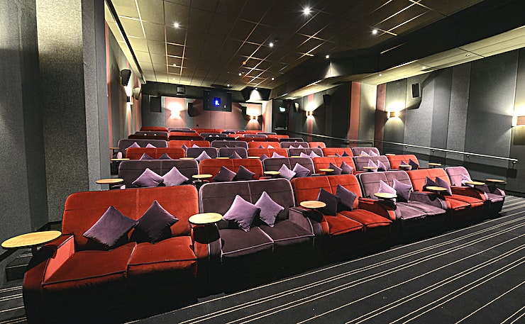 Screen Two  **Hire Screen Two at the Everyman at Mailbox in Birmingham for one of the best conference venue hire Birmingham has to offer**